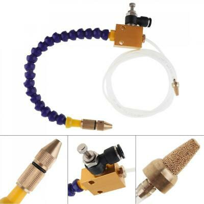 Excellent Mist Coolant Lubrication Spray System Unit with 8mm Air Pipe