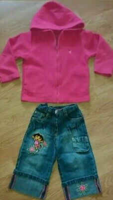 Dora the Explorer OUTFIT 4-5 years