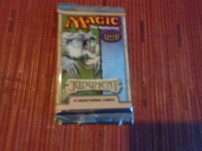 MTG Judgment Booster Pack!!! Factory Sealed!!! Brand New!!! WOTC!!!
