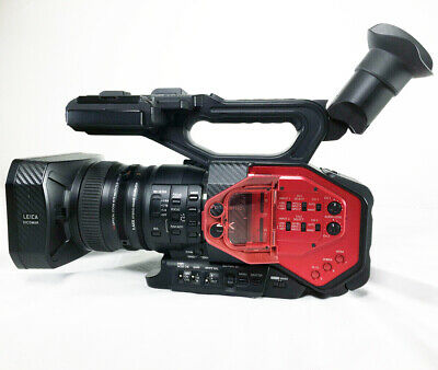 Panasonic AG-DVX200 4/3 4K Handheld Camcorder with Leica Zoom Lens only 186hrs