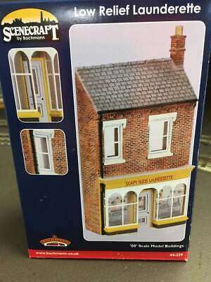 Bachmann OO Scenecraft  Low Relief 44-229 SOAPY SUDS