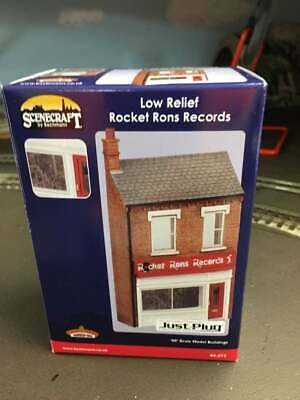 Bachmann OO Scenecraft  Low Relief 44-273 RONS RECORDS