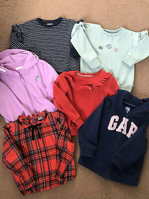 Bundle Of Girls Tops Aged 2-3 Years NEXT