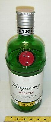 "NEW Tanqueray London Dry Gin 14.5"" Liquor Store Bar Display"
