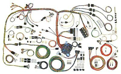 American Autowire Wiring System Challenger 1970-74 Kit P/N 510289