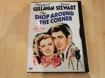 The Shop Around the Corner (1940) DVD - James Stewart - RARE O.O.P.