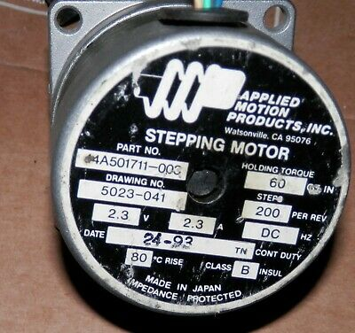 Applied Motion Products,INC STEPPER MOTOR