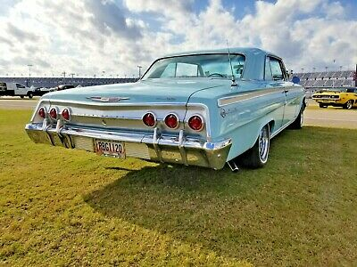 1962 Chevrolet Impala SS 1962 Chevrolet Impala SS  with automatic transmission 2 dr