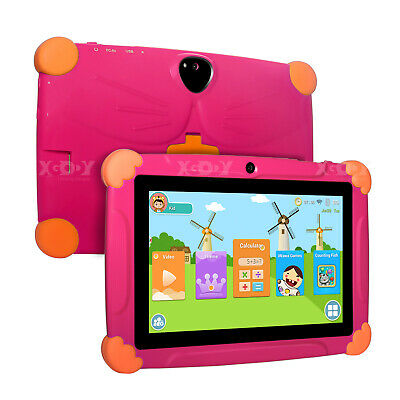 XGODY 7'' inch Tablet PC For Children Android 8.1 4 Core 1GB 16GB Bluetooth WIFI