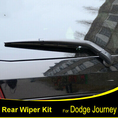 Car Rear Wiper Arm with Blade Set Fit for Jeep Renegade 2015 2016 2017 2018 2019