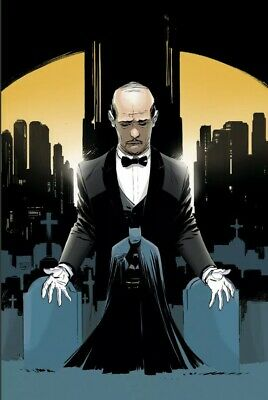 Batman Pennyworth RIP #1 Lee Weeks Cover 2/12/20 Free Shipping Available