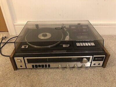 SANYO G2711 - Super 2 Music Centre - Refurbished VGC and fully working.