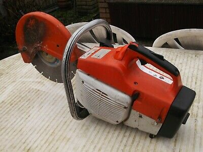 STIHL TS400, Disc Cutter, Concrete Slab Saw, Angle Grinder Inc. Diamond Disc
