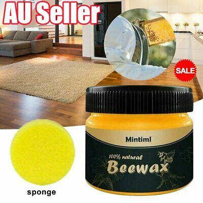 Wood Seasoning Beewax Complete Solution Furniture Care Beeswax VW