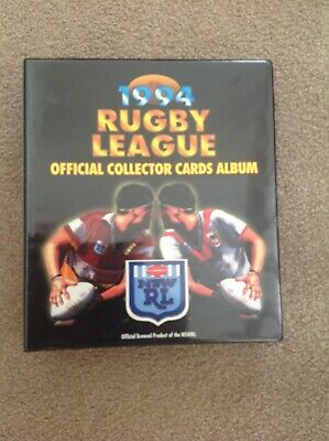 1994 rugby league cards