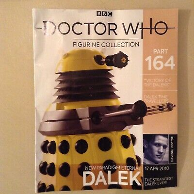 Doctor Who - Figurine Collection  #164 - New Paradigm Eternal Dalek (MAG ONLY)