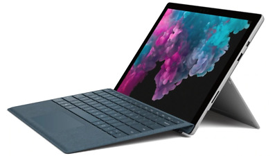 Microsoft Edu Surface Pro 6 Platinum Core i7-8650u, 8gb, 256g Ssd + Keyboard Cov