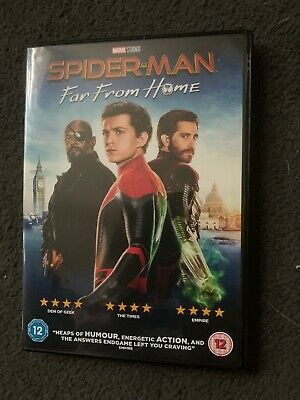 Spiderman - Far From Home New Dvd