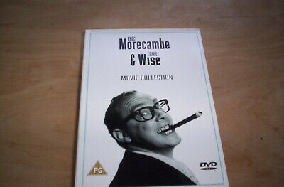 The Morecambe And Wise Movie Collection (DVD, 2002, 3-Disc Set, Triple Box Set)