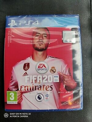 FIFA 20 (PS4) Game | BRAND NEW SEALED | FAST FREE POST