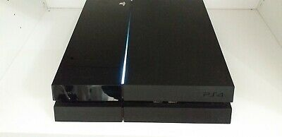 Sony Playstation 4 PS4 Black 500 GB Two Controllers Camera 12 Games FIFA COD