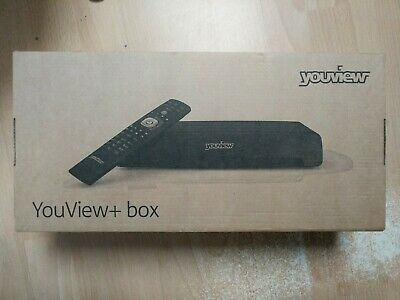YouView+ Box Humax DTR-T2100  Freeview HD - Brand New Boxed