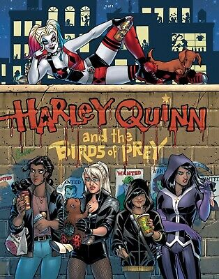 Harley Quinn & Birds Of Prey #1 Cover A 2/12/2020 Free Shipping Available