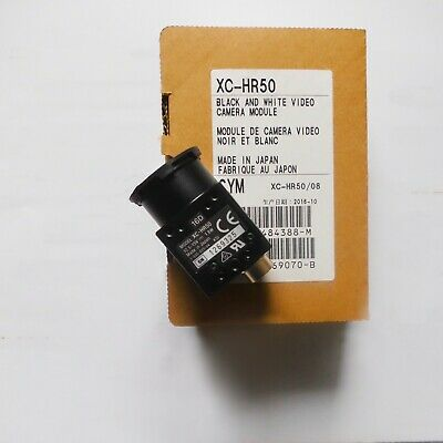 1PC Sony XC-HR50 CCD Industrial Camera XCHR50 New In Box Expedited Shipping