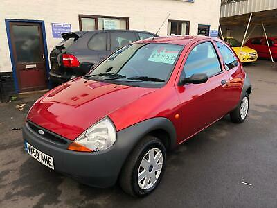 Ford Ka 1.3  Studio 58000 miles 2 Lady Owners
