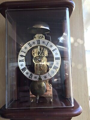 Stunning Vintage HERMLE Wall Clock ~ Works beautifully