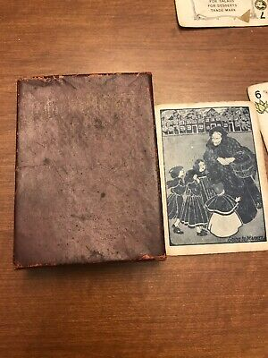 1915 Libby McNeill & Libby Advertising Going To Market Playing Cards WWI RARE