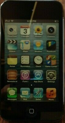 Apple iPod Touch 4th Generation Black (8 GB) Bad Power Button