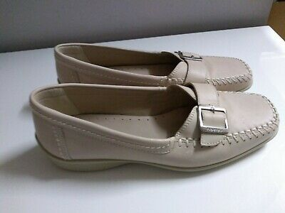 Hotter Comfort Concept Leather  Shoes Size 5 Ladies Womens  Gorgeous Ex Cond