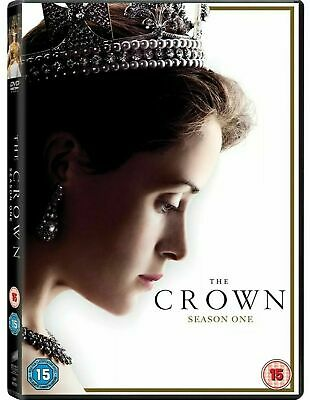 The Crown - Season One (Series 1) (4Dvd Box Set 2017) New/Sealed...fast Post