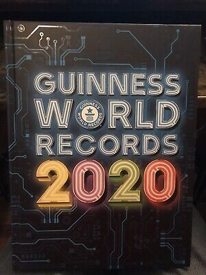 Guinness Book of World Records 2020