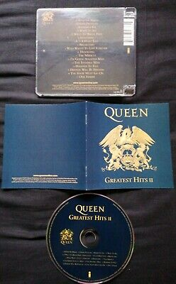Queen - Greatest Hits II (2011) cd