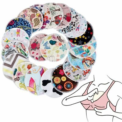 Against Washable Nursing Pads Breast Shield Feeding Absorbent Spill Prevention