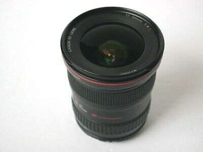 CANON EF 17-40mm 1:4 L USM ULTRASONIC LENS