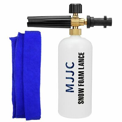 Foam Cannon Gun for Karcher Snow Foam Lance Soap Dispenser K Pressure Wash MJJC