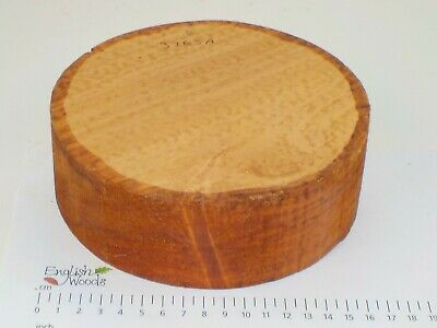 Wellingtonia (sequoia) wood turning or carving bowl blank. 165 x 55mm.  3765A