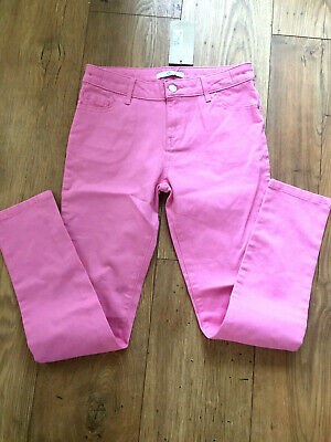 Girls Pink Skinny Jeans 11-12 Years Marks & Spencers (M&S) BNWT