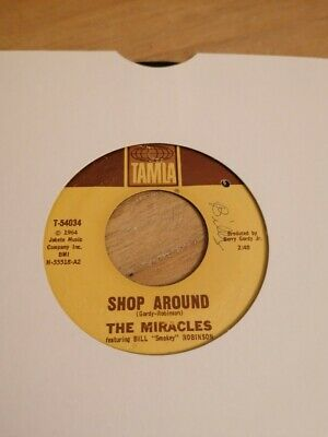 Northern Soul - The Miracles - Shop Around - Tamla