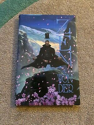 Hatter M: Zen Of Wonder Volume 4 HARDBACK FIRST EDITION - Beddor - 2013 - VGC!