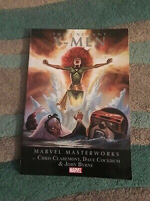 The Uncanny X-Men Volume 2 graphic novel TPB - Marvel - 2009 FIRST EDITION RARE!