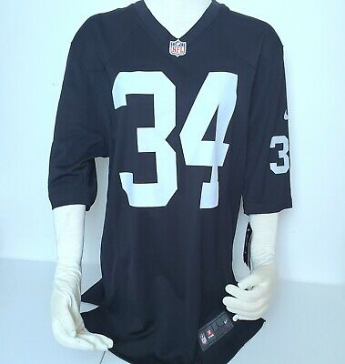 Nike NFL Oakland Raiders Bo Jackson #34 On Field Jersey New with Tags Size L