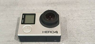 GoPro Hero4 Black Edition  Camcorder Lots of accesories