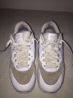 Nike Air Max Trainers Size 1.5 Excellent Condition Girls Boys