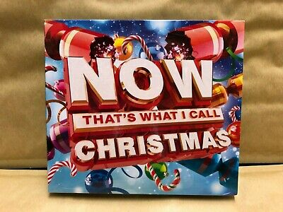 Now That's What I Call Christmas (CD, 2015, 3 Discs, Sony Music) NEW & Sealed