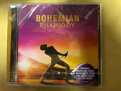 Bohemian Rhapsody  CD  Original soundtrack of the movie - NEW & Sealed