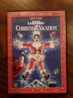 National Lampoons Christmas Vacation (DVD, 2007, Special Edition) FAST SHIPPING